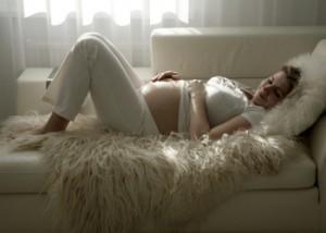 akıntı hamilelik belirtisi